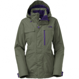 The North Face Eleim Insulated Jacket – Women's