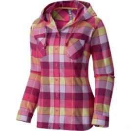 Mountain Hardwear Stretchstone Flannel Shirt – Long-Sleeve – Women's