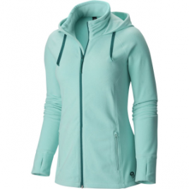 Mountain Hardwear MicroChill Full-Zip Hoodie – Women's