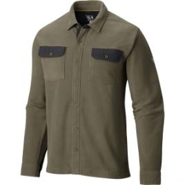 Mountain Hardwear Microchill Shacket – Men's