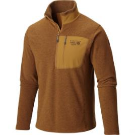 Mountain Hardwear Toasty Twill 1/2-Zip Pullover Jacket – Men's