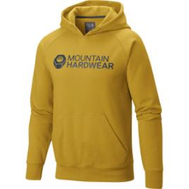 Mountain Hardwear Logo Graphic Pullover Hoodie – Men's
