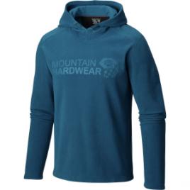Mountain Hardwear Microchill Fleece Hooded Pullover – Men's