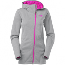The North Face Haldee Raschel Hooded Fleece Parka – Women's