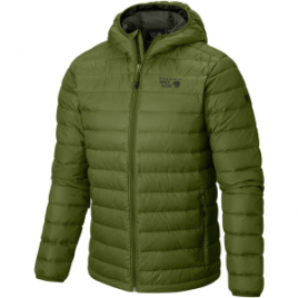 Mountain Hardwear Micro Ratio Hooded Down Jacket – Men's