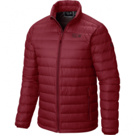 Mountain Hardwear Micro Ratio Down Jacket – Men's