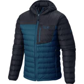 Mountain Hardwear Dynotherm Hooded Down Jacket – Men's