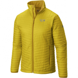 Mountain Hardwear Micro Thermostatic Insulated Jacket – Men's