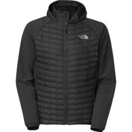 The North Face ThermoBall Hybrid Hooded Insulated Jacket – Men's