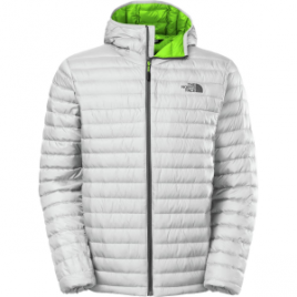 The North Face Tonnerro Hooded Down Jacket – Men's