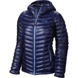 Mountain Hardwear Ghost Whisperer Hooded Down Jacket – Women's