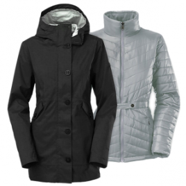 The North Face Aeliana Triclimate Jacket – Women's