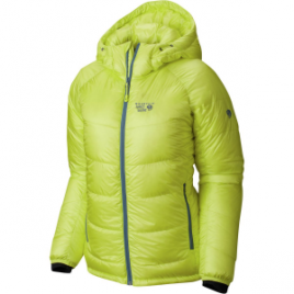 Mountain Hardwear Phantom Hooded Down Jacket – Women's