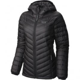 Mountain Hardwear Nitrous Hooded Down Jacket – Women's