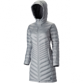Mountain Hardwear Nitrous Hooded Down Parka – Women's