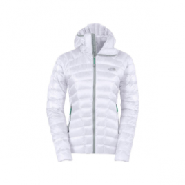 The North Face Quince Hooded Down Jacket – Women's