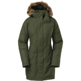 The North Face Arctic Down Parka – Women's