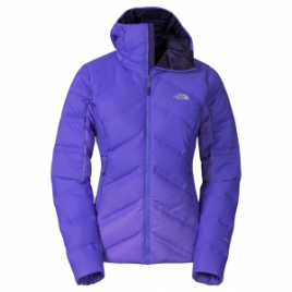 The North Face Fuseform Dot Matrix Hooded Down Jacket – Women's