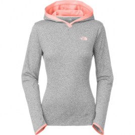 The North Face Reactor Hooded Shirt – Long-Sleeve – Women's