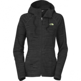 The North Face Novelty Mezzaluna Hooded Fleece Jacket – Women's
