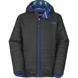 The North Face Reversible Perrito Peak Insulated Jacket – Boys'