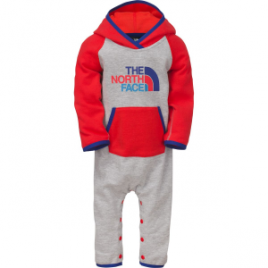 The North Face Logowear One-Piece Suit – Infant Boys'