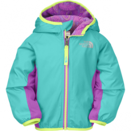 The North Face Grizzly Peak Reversible Wind Jacket – Infant Girls'