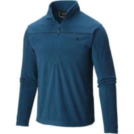 Mountain Hardwear Microchill Lite Zip T Jacket – Men's