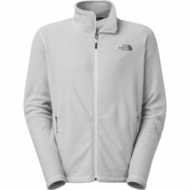 The North Face Texture Cap Rock Full-Zip Fleece Jacket – Men's