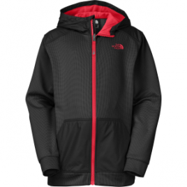 The North Face Ridge Track Hooded Jacket – Boys'