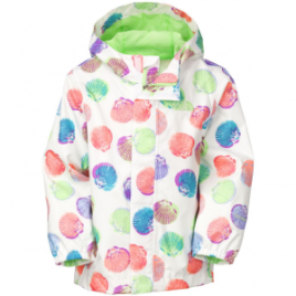 The North Face Tailout Print Rain Jacket – Toddler Girls'