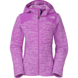 The North Face Viva Fleece Hooded Jacket – Girls'