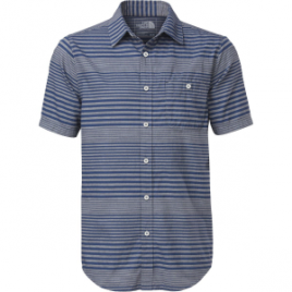 The North Face Engine Stripe Shirt – Short-Sleeve – Men's