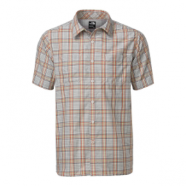 The North Face Off The Grid Plaid Shirt – Short-Sleeve – Men's