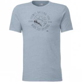 The North Face Yosemite NP Tri-Blend T-Shirt – Short-Sleeve – Men's