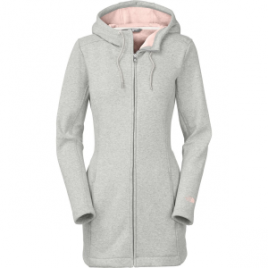 The North Face Zip Me Up Long Full-Zip Sweatshirt – Women's