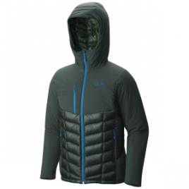 Mountain Hardwear Supercharger Hooded Insulated Jacket – Men's
