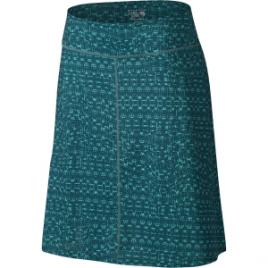 Mountain Hardwear Dryspun Perfect Printed Skirt – Women's