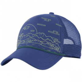 The North Face Cross Stitch Trucker Hat – Landscape