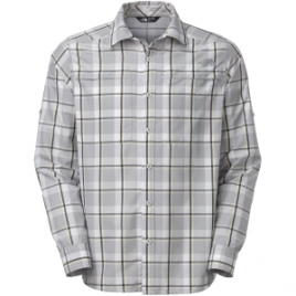 The North Face Traverse Plaid Shirt – Long-Sleeve – Men's