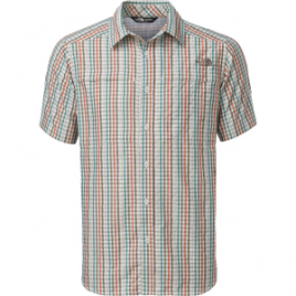 The North Face Traverse Plaid Shirt – Short-Sleeve – Men's