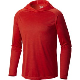 Mountain Hardwear River Gorge Hooded Shirt – Long-Sleeve – Men's