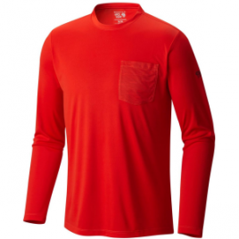 Mountain Hardwear River Gorge Crew – Long-Sleeve – Men's