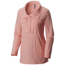 Mountain Hardwear Citypass Popover Shirt – Long-Sleeve – Women's