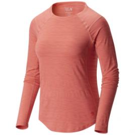Mountain Hardwear Mighty Stripe Shirt – Long-Sleeve – Women's