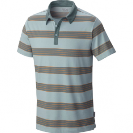 Mountain Hardwear ADL Striped Polo Shirt – Short-Sleeve – Men's