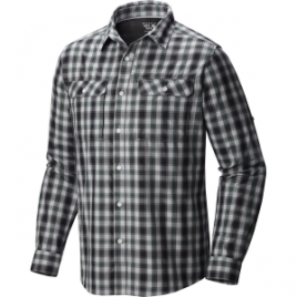 Mountain Hardwear Canyon Plaid Shirt – Long-Sleeve – Men's
