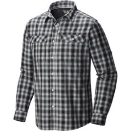 Mountain Hardwear Canyon Plaid Shirt – Long-Sleeve – Men's