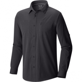 Mountain Hardwear Air Tech Shirt – Long-Sleeve – Men's
