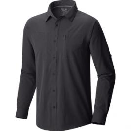 Mountain Hardwear Air Tech Shirt – Long-Sleeve – Men's